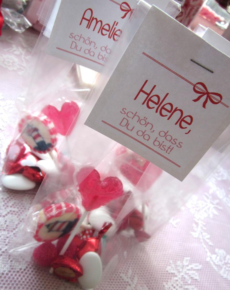 Gastgeschenk Hochzeit Kinder  Julies Cakes