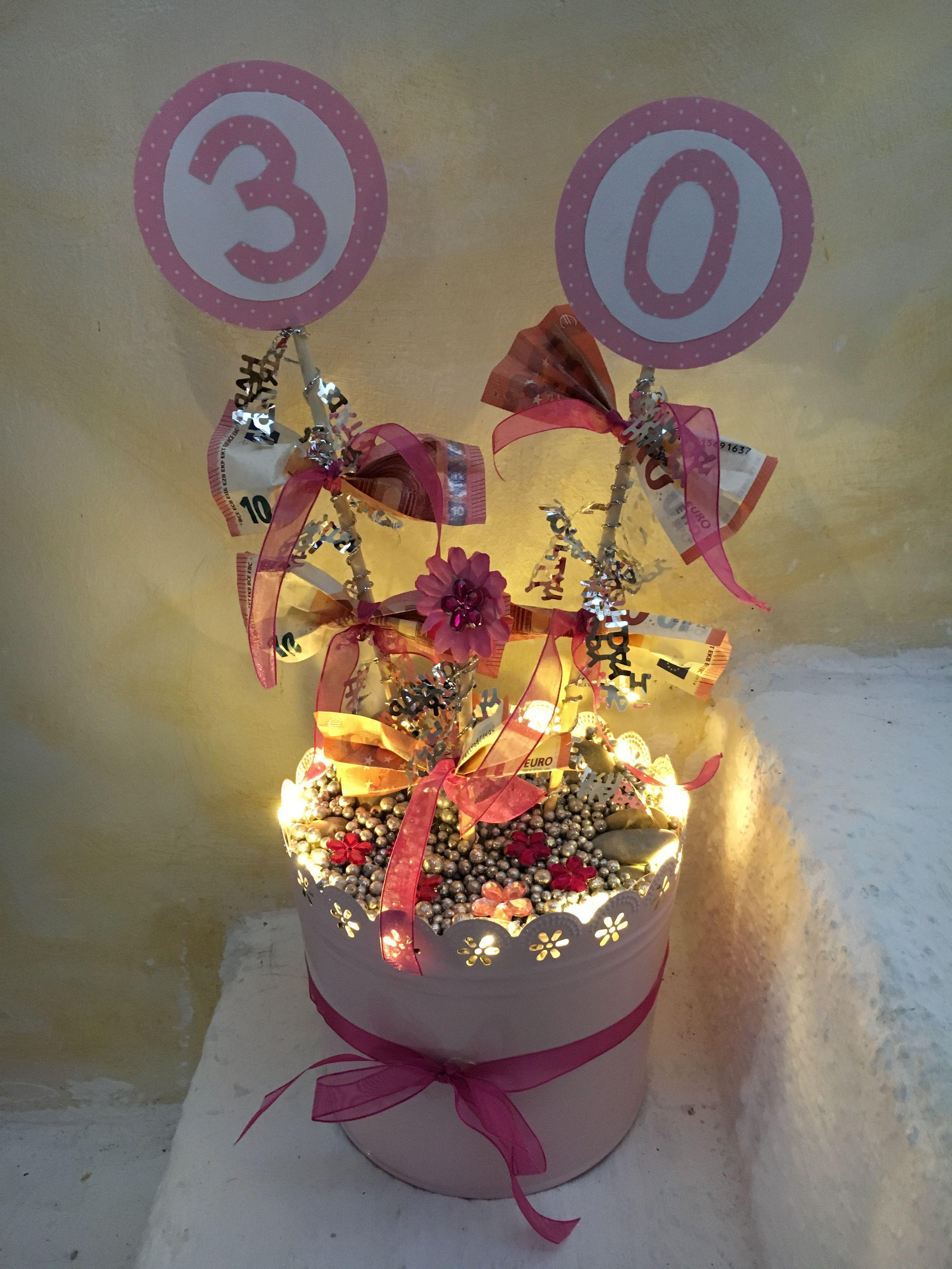 Geburtstag Geschenke Frau  Zum 30 Geburtstag Geschenke