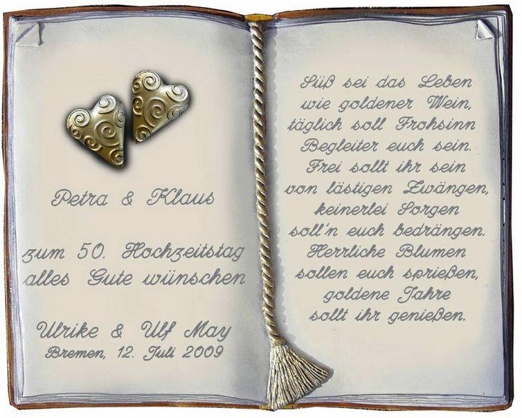 Gedicht Hochzeit  14 Best images about sprüche hochzeit on Pinterest
