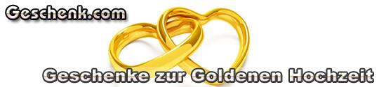 Geschenk Zur Goldenen Hochzeit  Geschenkideen & Geschenke zur Goldenen Hochzeit