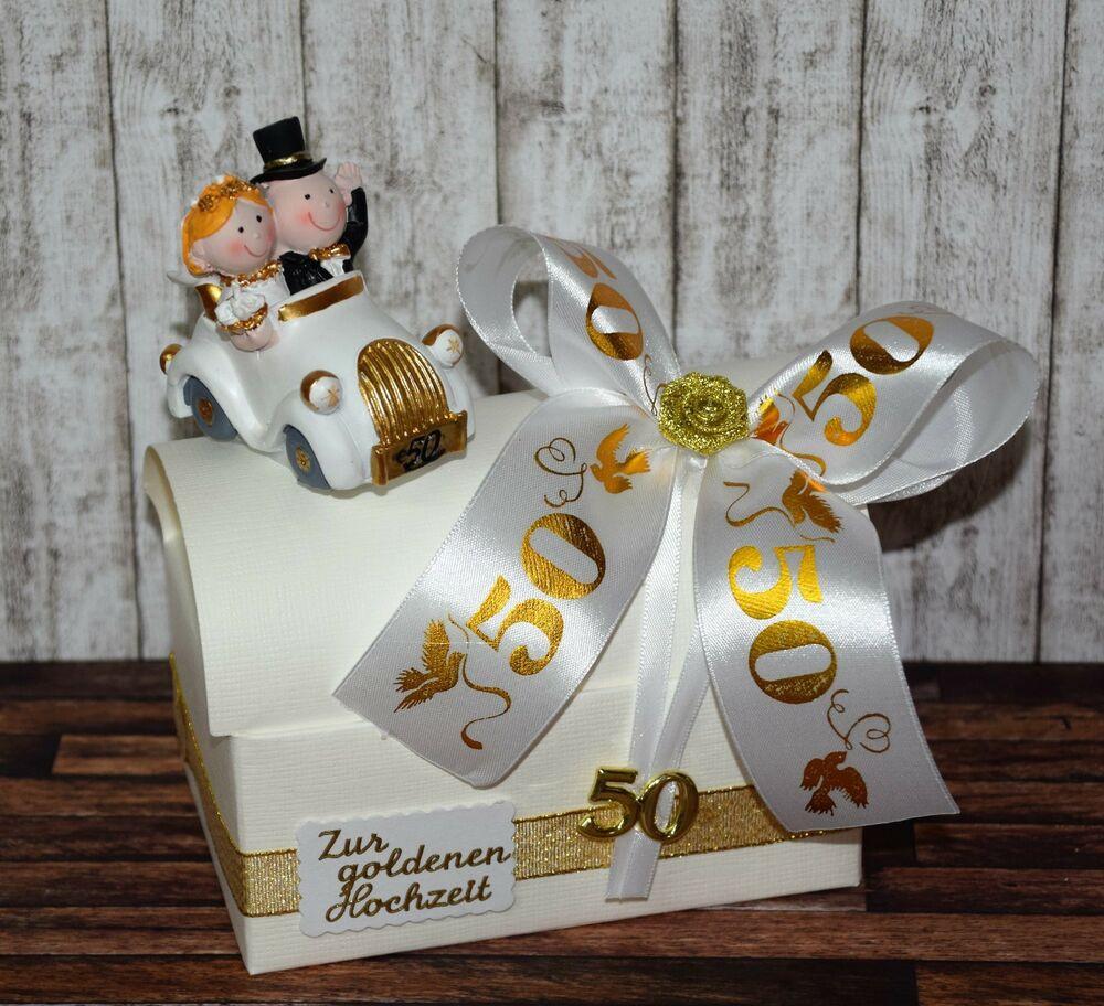 Geschenk Zur Goldenen Hochzeit  ღ GESCHENK zur GOLDENEN HOCHZEIT ღ GOLDENE GELD