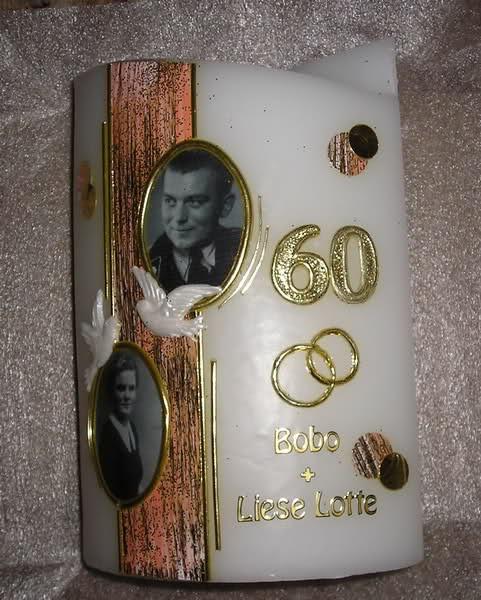 Geschenk Zur Goldenen Hochzeit  Geschenk zur Goldenen Hochzeit