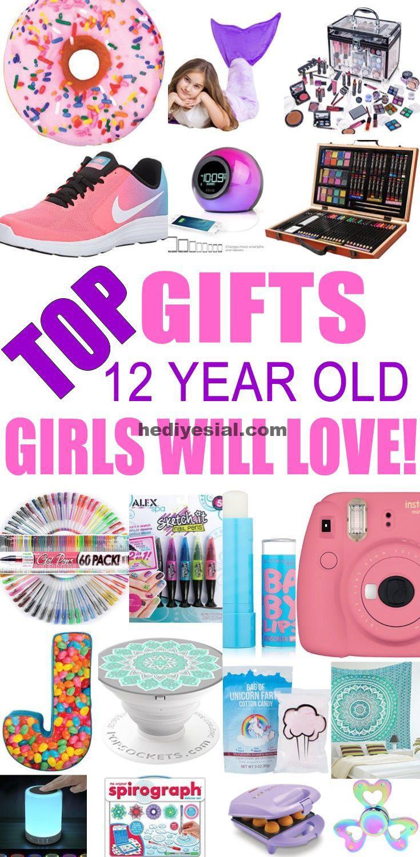 Geschenke 12 Jährige Mädchen  Top Geschenke für 12 jährige Mädchen Beste