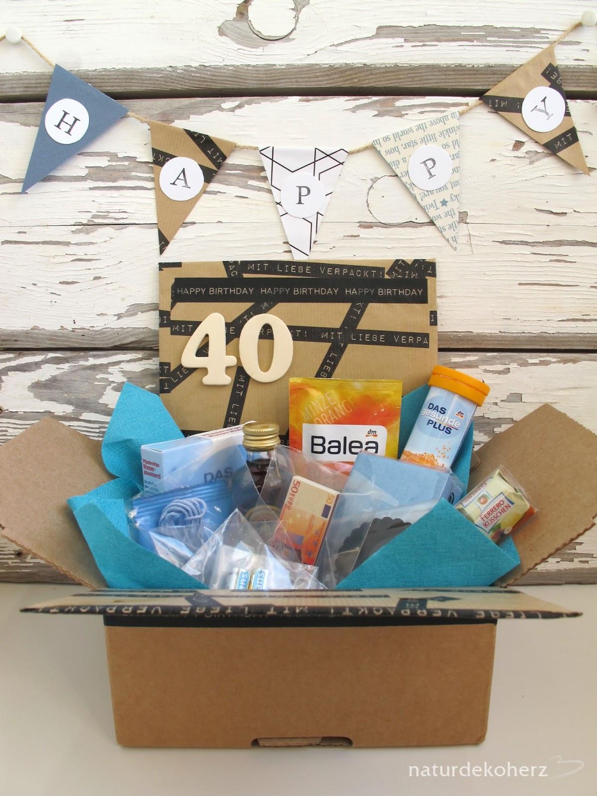 Beste 20 Geschenke 40 Geburtstag Frau Selber Machen