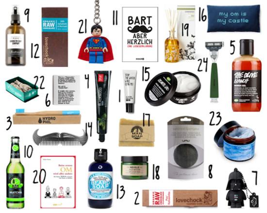 Geschenke Adventskalender  DIY Adventskalender – 24 Geschenkideen für Männer