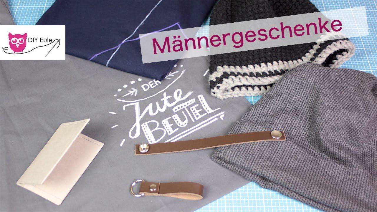 Geschenke Fuer Maenner  7 DIY Geschenke für Männer