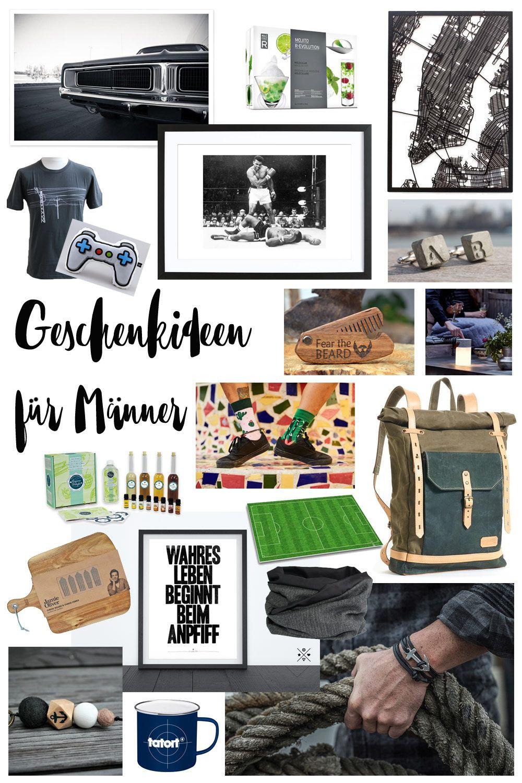 Geschenke Fuer Maenner  Weihnachtsgeschenkideen für Männer Inspiration und
