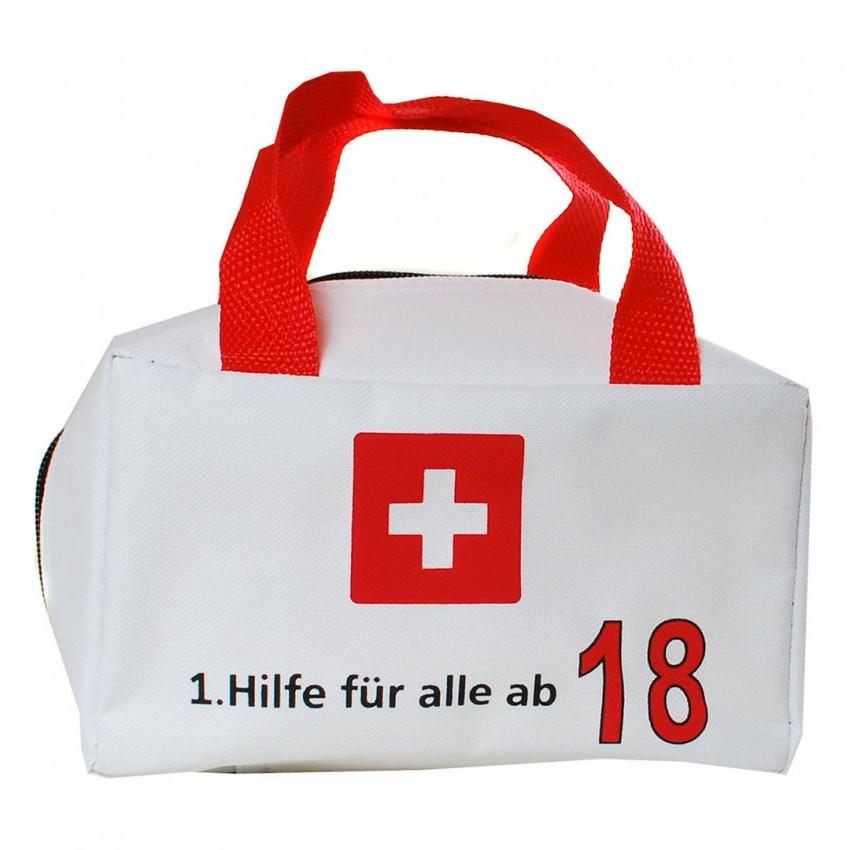 """Geschenke Für 18. Geburtstag  1 Hilfe Tasche zum """"18"""" Geburtstag"""