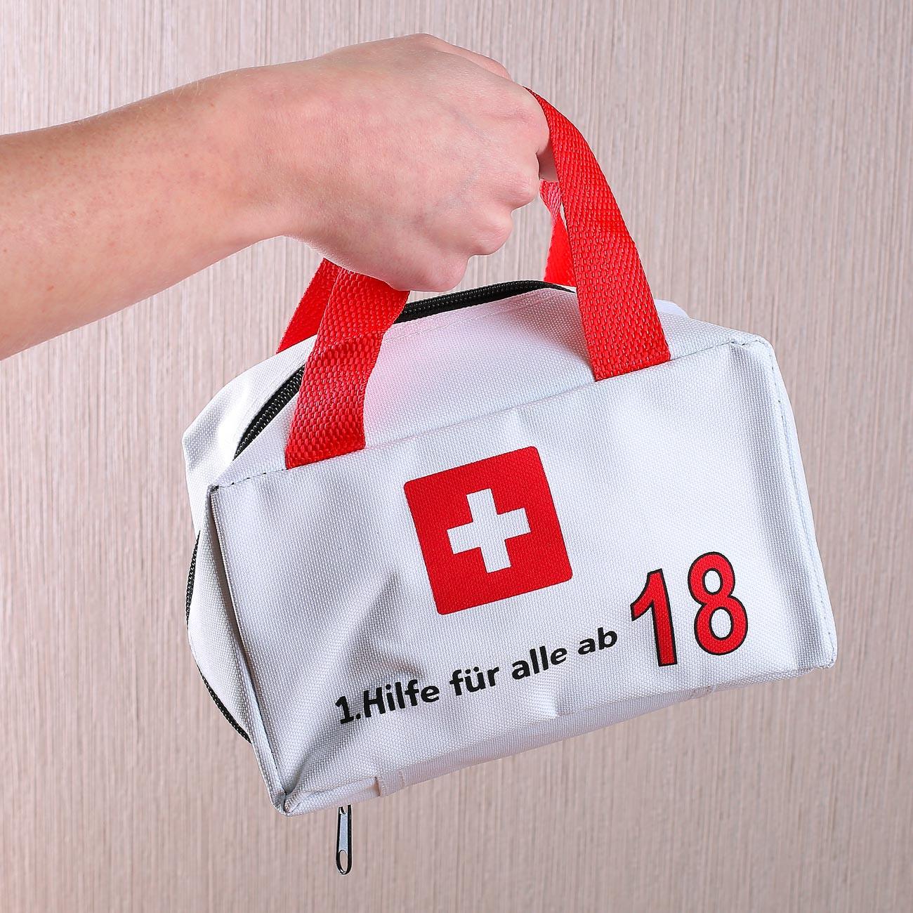 Geschenke Für 18. Geburtstag  kleiner 1 Hilfe Koffer zum 18 Geburtstag