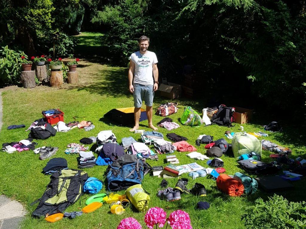 Geschenke Für Backpacker  Geschenke für Reisende & Backpacking Equipment Work