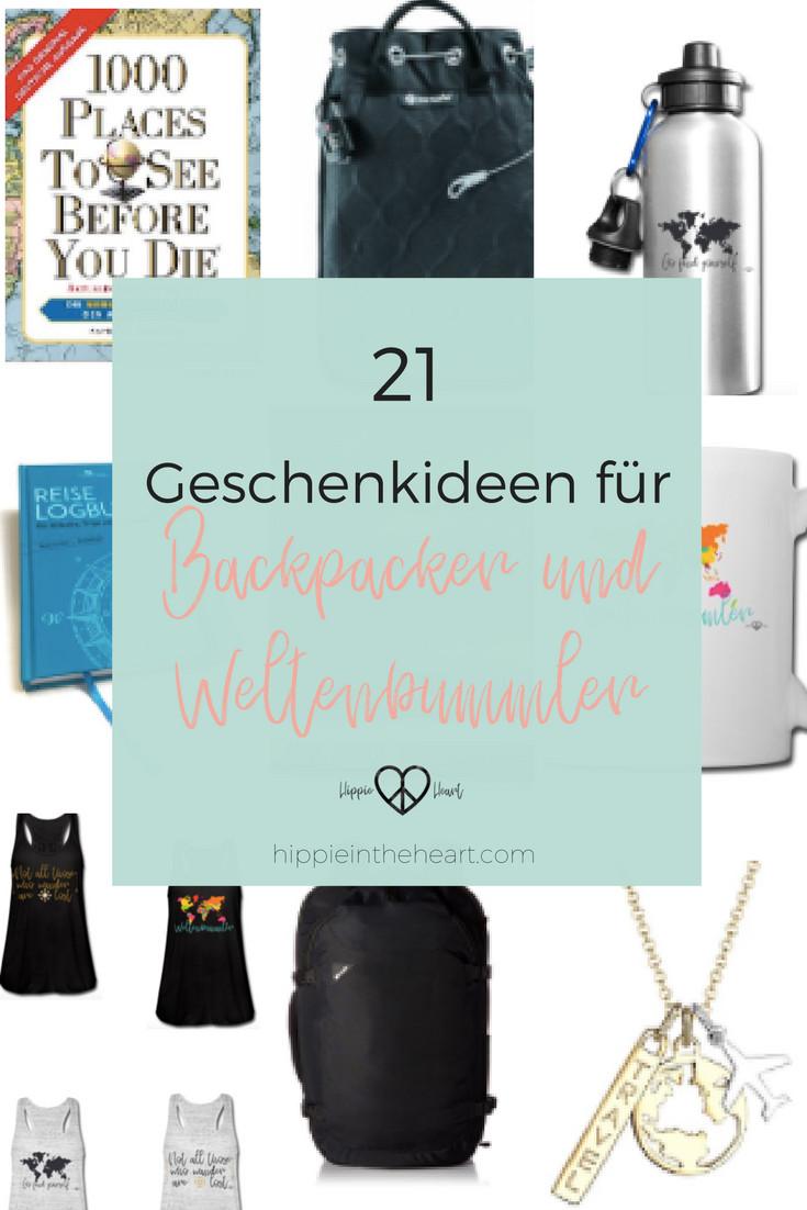 Geschenke Für Backpacker  21 Geschenkideen für Backpacker und Weltenbummler
