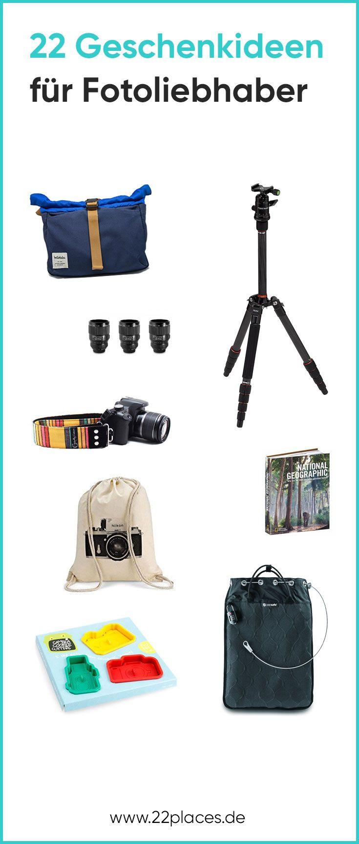 Geschenke Für Fotografen  Geschenke für Fotografen 22 tolle Geschenkideen für