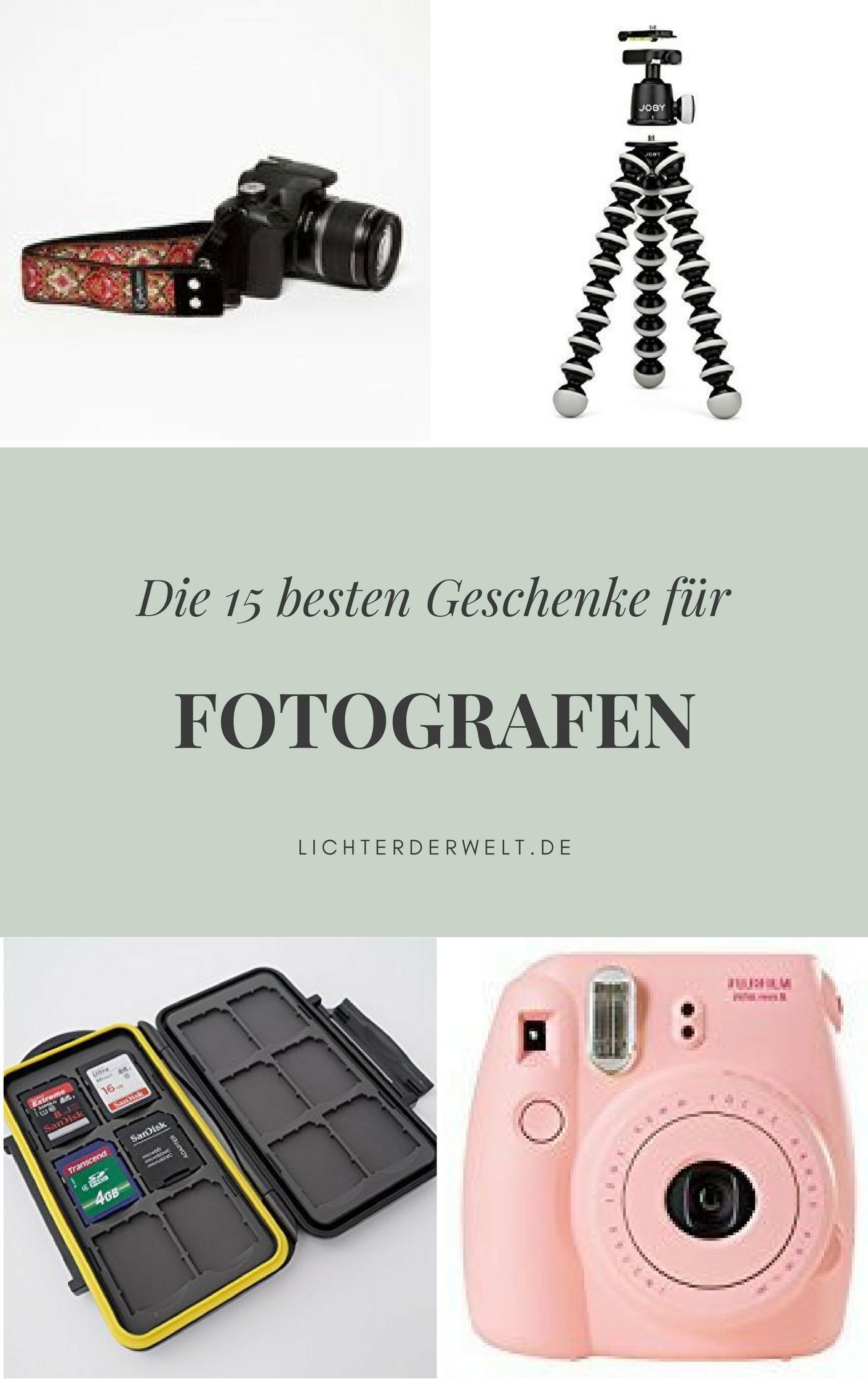 Geschenke Für Fotografen  Die 15 besten Geschenke für Fotografen Kamera