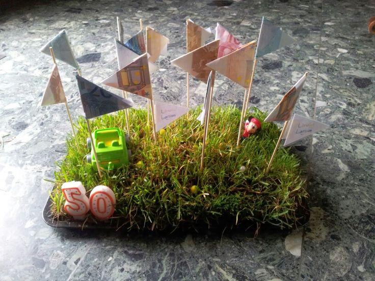 Geschenke Für Golfer  Die besten 25 Euro geldscheine Ideen auf Pinterest