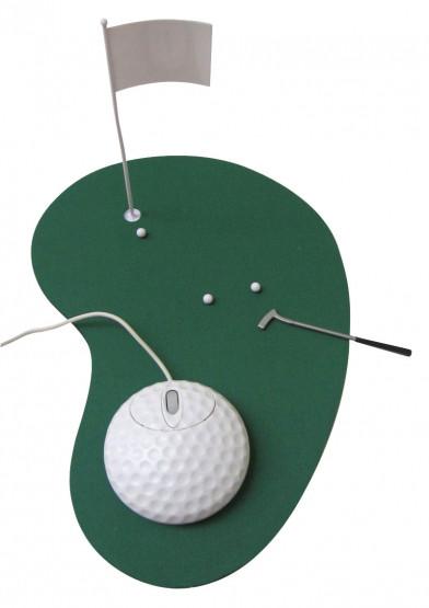 Geschenke Für Golfer  Golf Mouse Set für den PC bei golfgeschenke