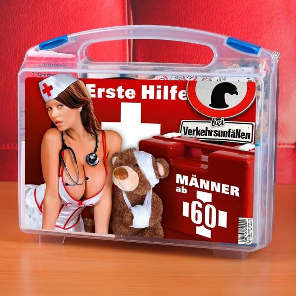 Geschenke Für Männer Ab 60  Erste Hilfe Koffer bei Verkehrsunfällen für Männer ab 60