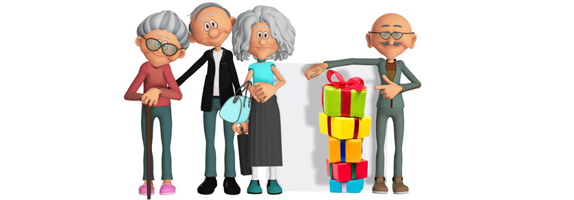 Geschenke Für Senioren  Geschenke für Senioren