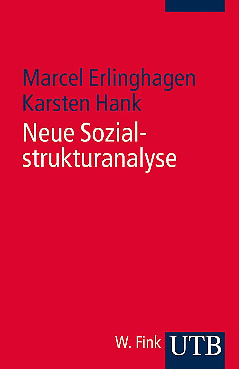 Geschenke Für Studienanfänger  Neue Sozialstrukturanalyse Buch bei Weltbild online