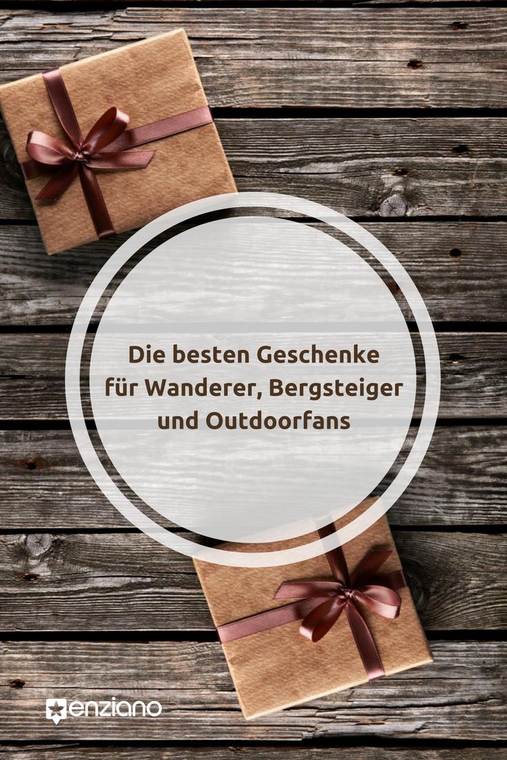 Geschenke Für Wanderer  Die besten Geschenke für Wanderer Bergsteiger Kletterer