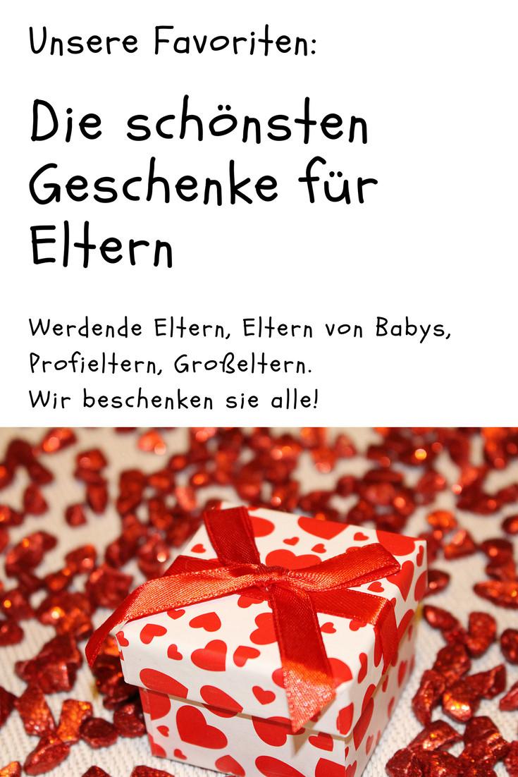 Geschenke Für Werdende Großeltern  Geschenke für Eltern Schwangere werdende Eltern und