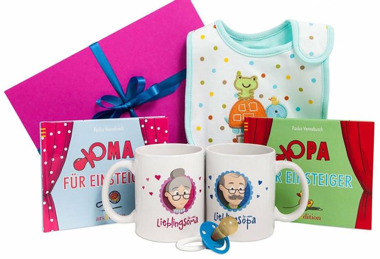 Geschenke Für Werdende Großeltern  Geschenke für Großeltern zu Weihnachten Ideen für
