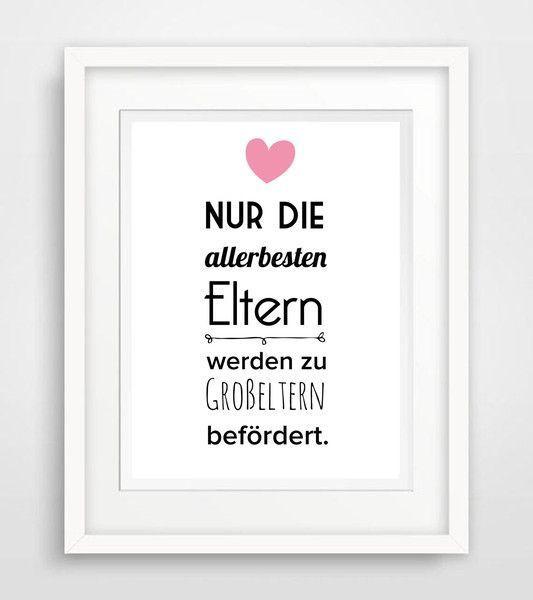 Geschenke Für Werdende Großeltern  Pin by Gerda Bahr on Worte
