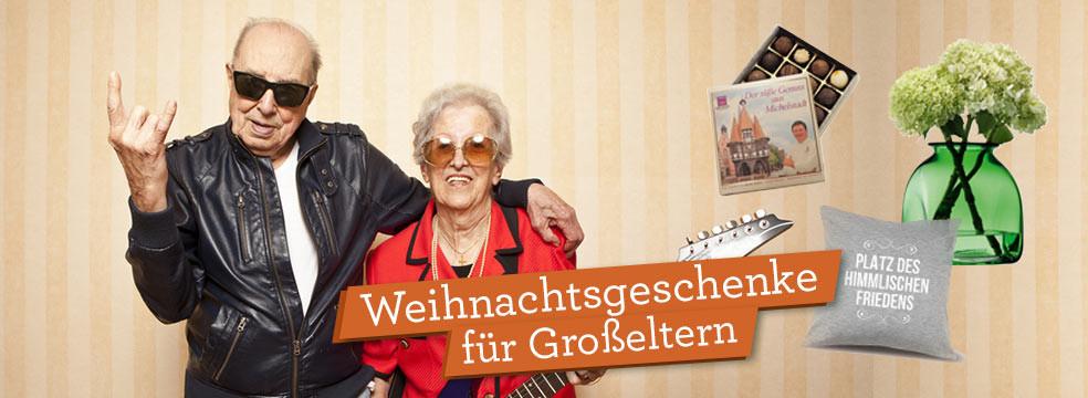 Geschenke Für Werdende Großeltern  Weihnachtsgeschenke für Großeltern