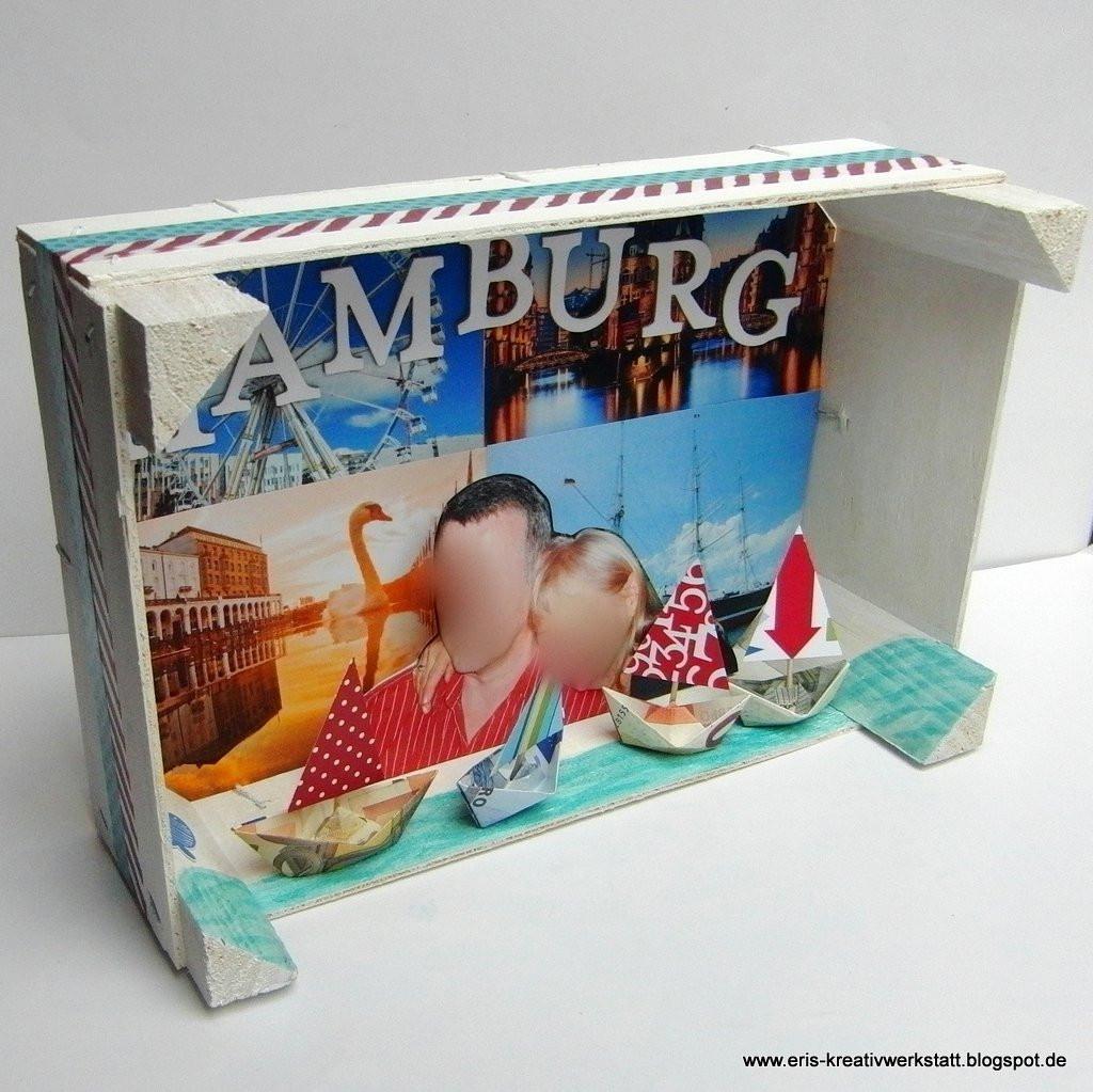 Geschenke Hamburg  Eri s Kreativwerkstatt Eine Reise nach Hamburg als