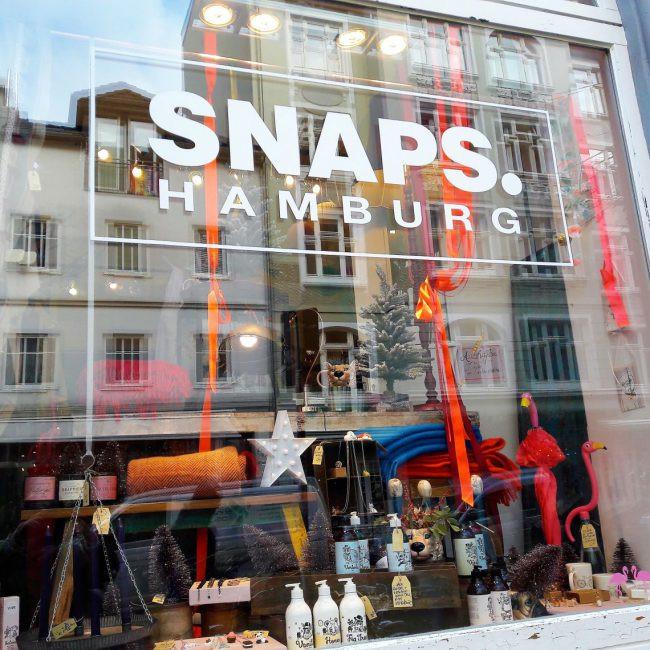 Geschenke Hamburg  Geschenke SNAPS Hamburg Marktstraße Karoviertel Typisch