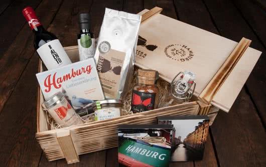 Geschenke Hamburg  Handgemachte Feinkostprodukte und Hamburg Geschenke