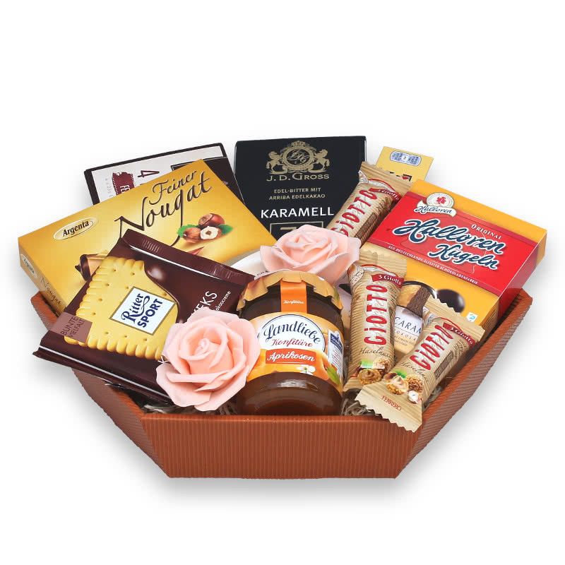 Geschenke Online Verschicken  Schokolade Geschenk