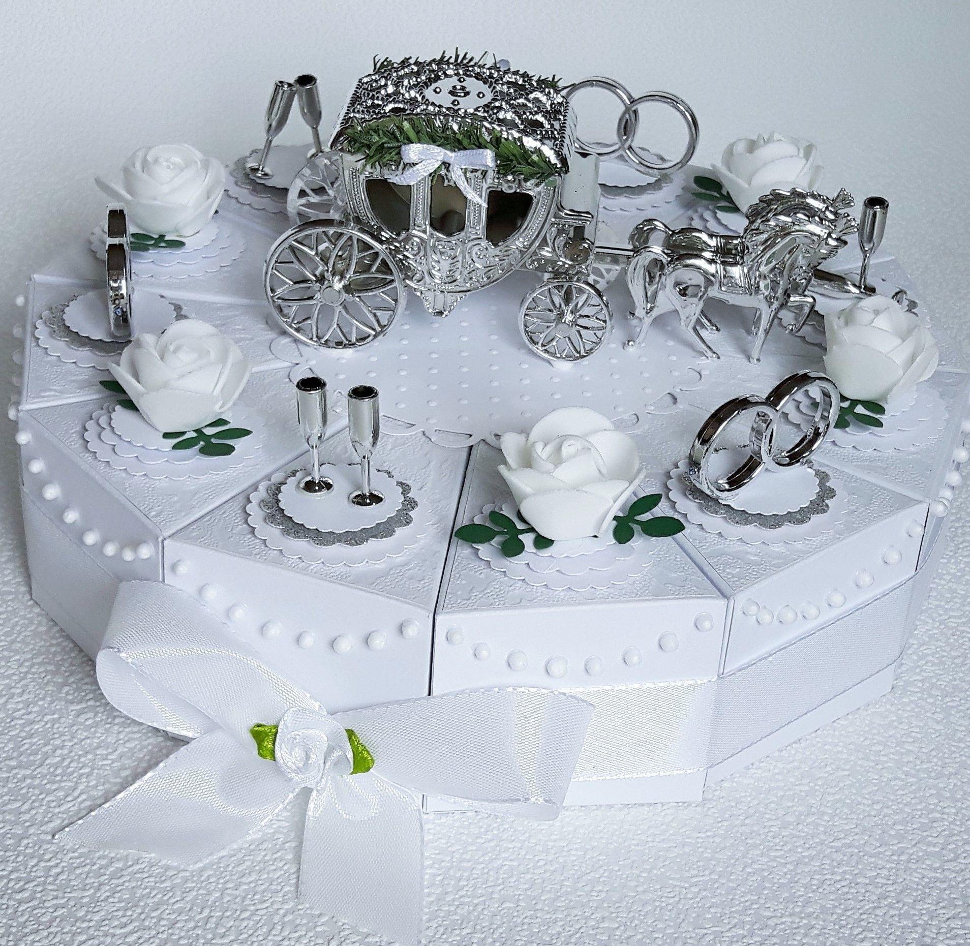Geschenke Silberhochzeit  Geldgeschenk Hochzeit Silberhochzeit Love