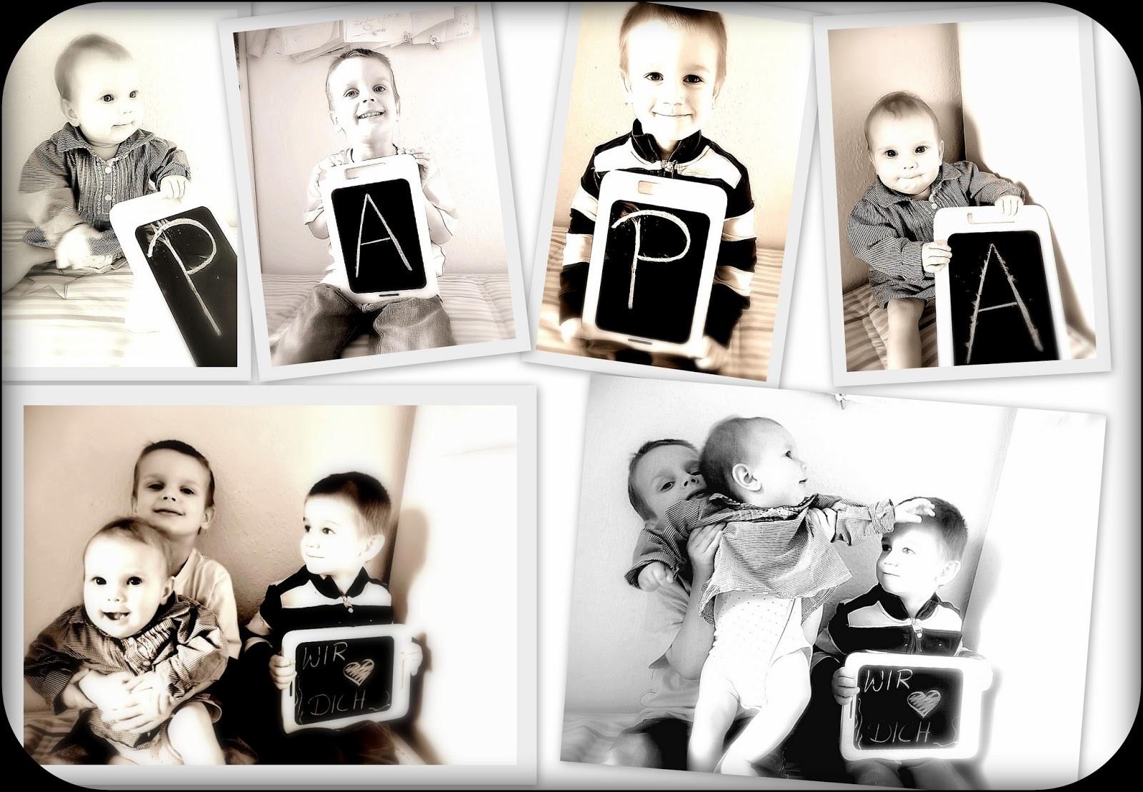 Geschenke Von Kindern Für Papa  Summie and friends Vatertag 2013