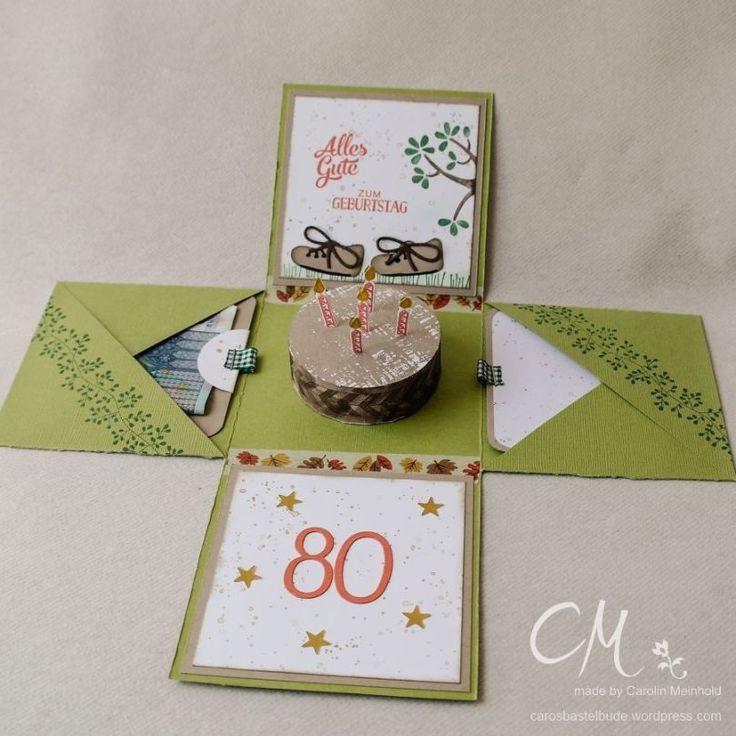 Geschenke Zum 80. Geburtstag Opa  Die besten 25 80 geburtstag Ideen auf Pinterest
