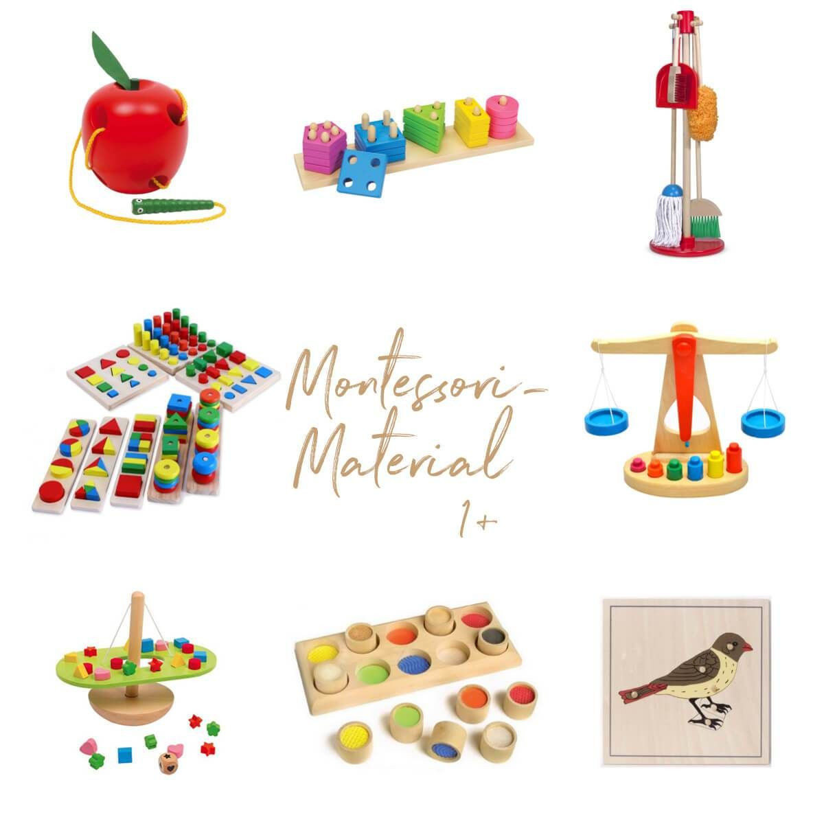 Geschenkideen 1 Jahr  Geburtstag 20 Geschenkideen für Kinder nach Montessori