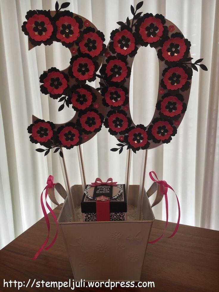 Geschenkideen 30 Geburtstag Frau  Die besten 25 Geschenk 30 geburtstag frau Ideen auf
