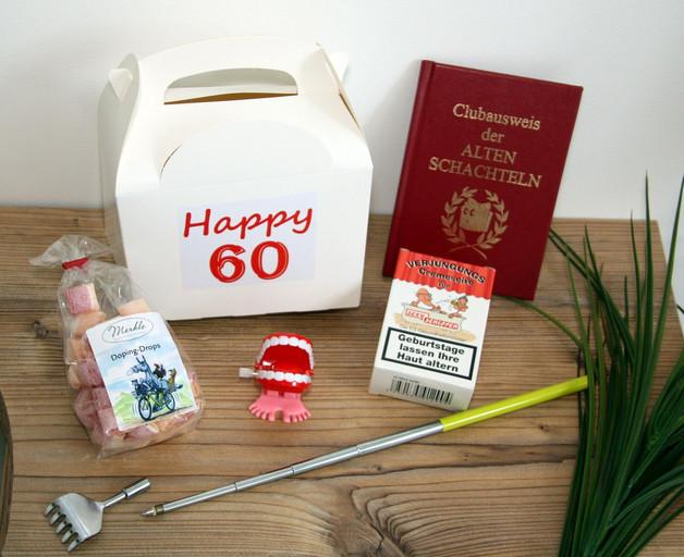 Geschenkideen Frauen 60  Geschenkideen zum 60 geburtstag – Bildanalyse – Wow Tao