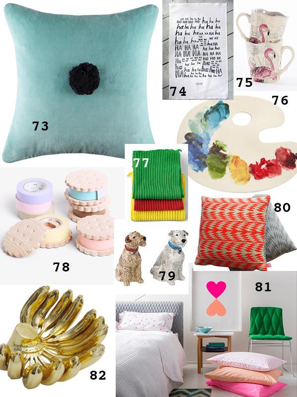 Geschenkideen Freundinnen  Der grosse Sweet Home Geschenkratgeber Teil 3 Geschenke