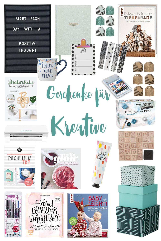 Geschenkideen Freundinnen  Geschenkideen für Kreative Tipps für Weihnachtsgeschenke