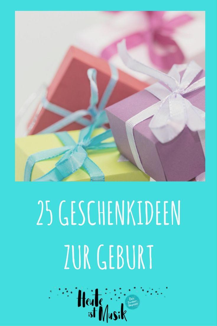 Geschenkideen Für Junge Mütter  Geschenke zur Geburt Best of Elternblogger