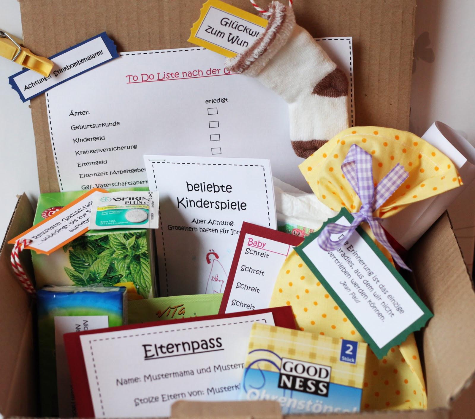 Geschenkideen Für Junge Mütter  Zur Geburt Geschenke für Mütter und Babys