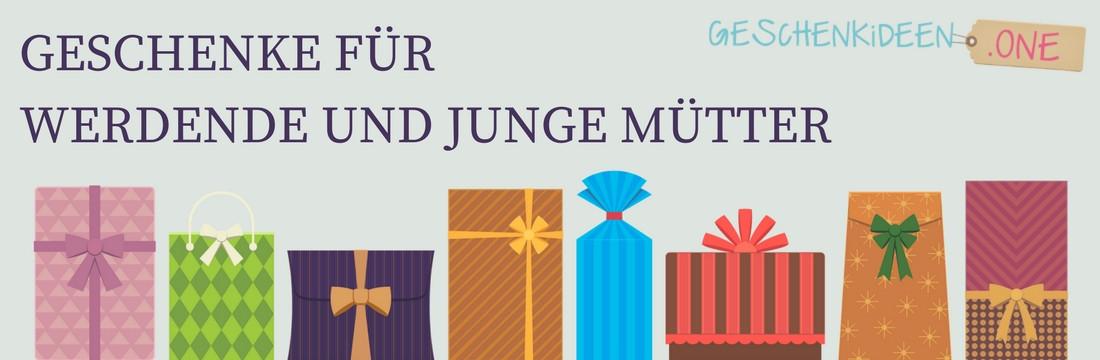 Geschenkideen Für Junge Mütter  Wunderschöne Geschenke für werdende & junge Mütter