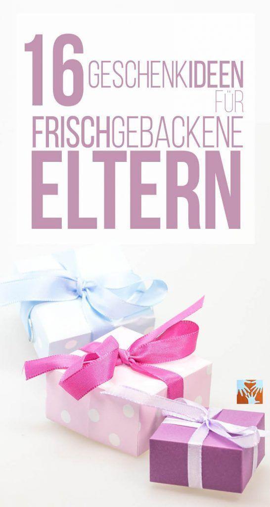 Geschenkideen Für Junge Mütter  Geschenke zur Geburt 16 Geschenkideen mit Sinn für frisch