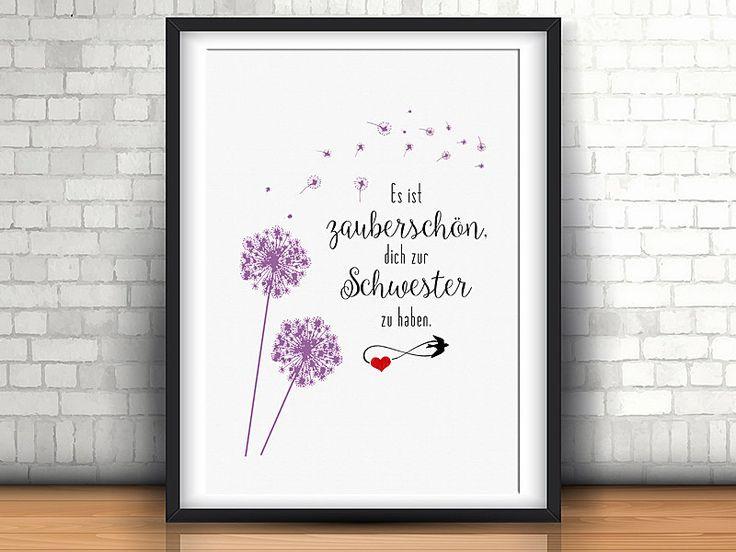 Geschenkideen Für Schwester  Geschenke Für Geschwister