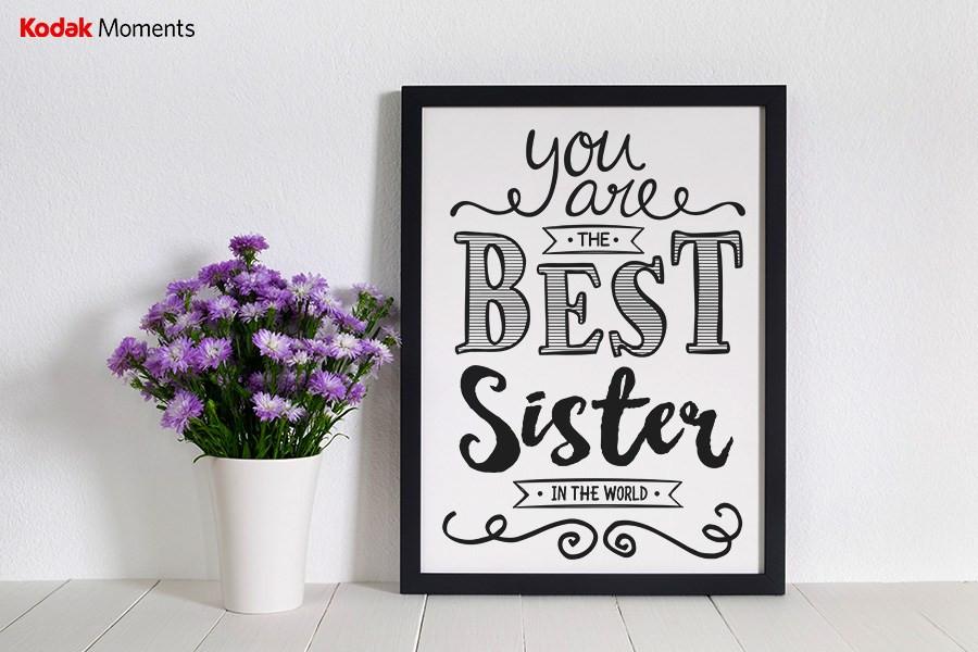 Geschenkideen Für Schwester  Foto Geschenke für Geschwister Top 5 Tipps für kreative