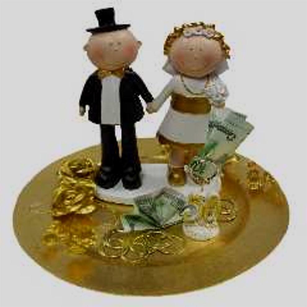 Geschenkideen Goldene Hochzeit  Geschenke goldene hochzeit selber basteln – Frohe