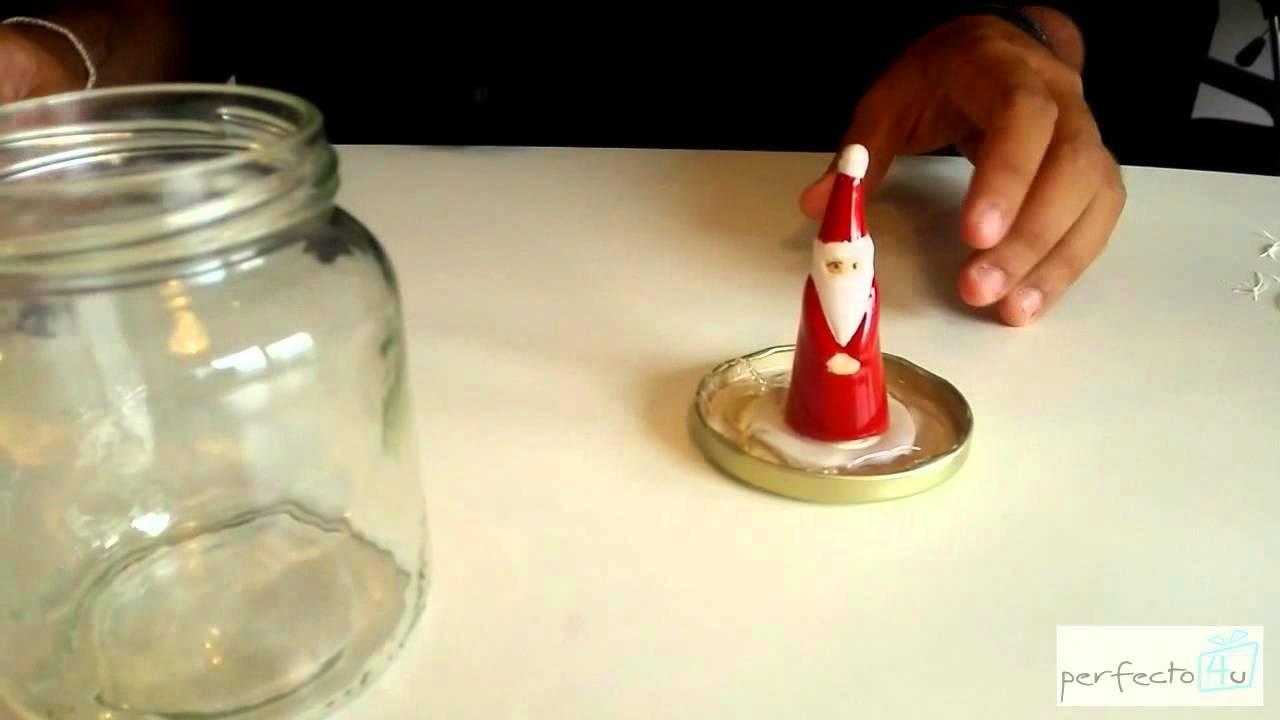 Geschenkideen Großeltern  DIY Geschenkideen für Großeltern Schneekugel
