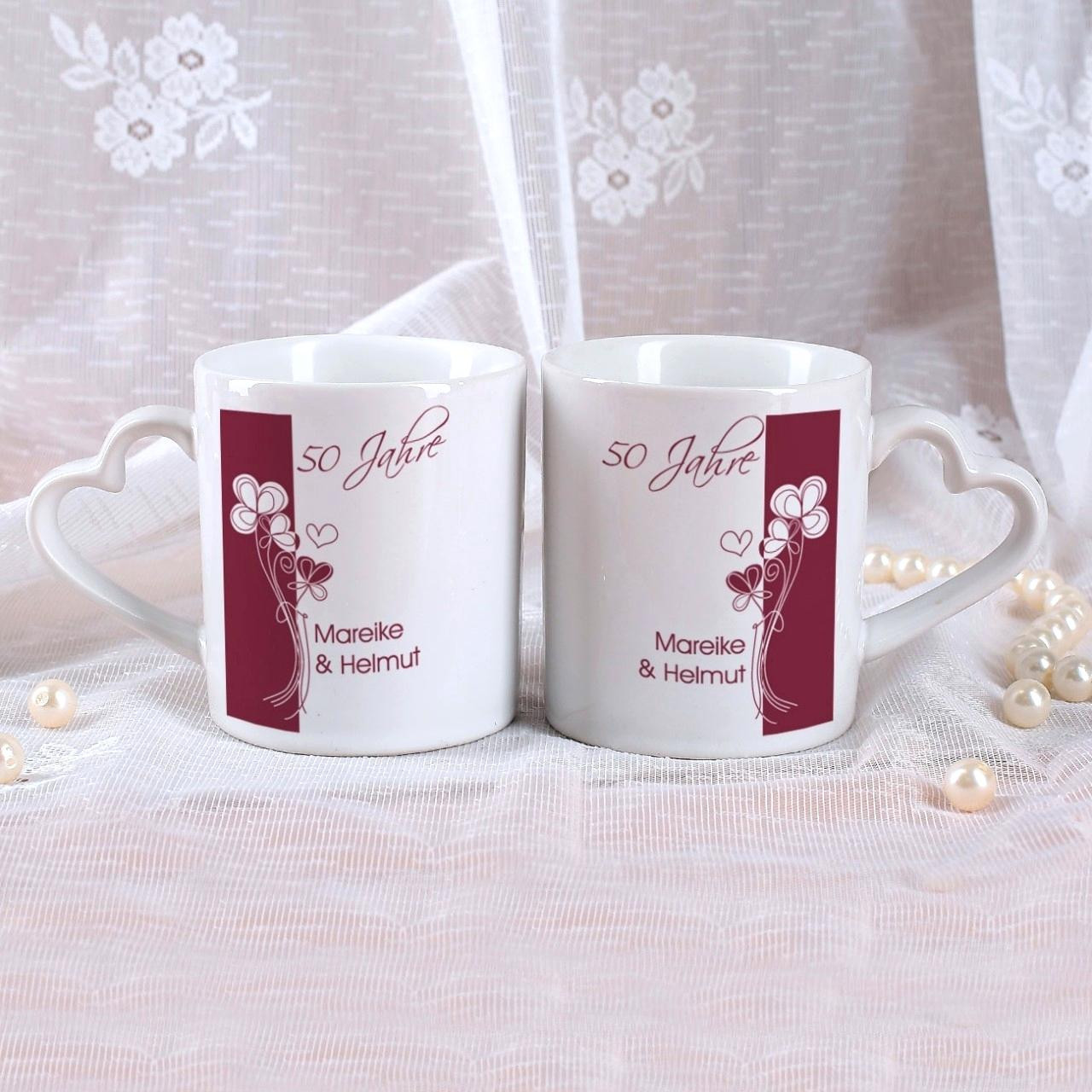 Geschenkideen Großeltern  Geschenke Zur Goldenen Hochzeit Goldene Fur Basteln Von