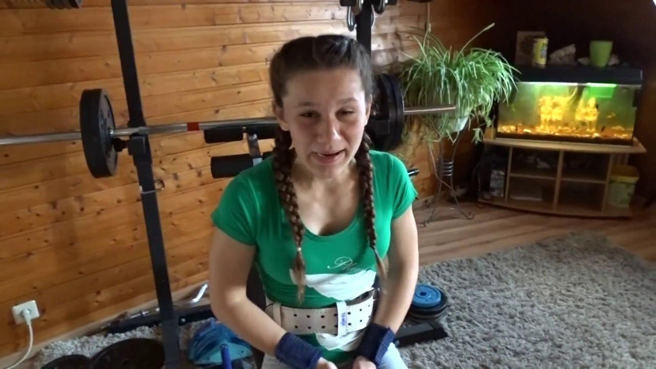 Geschenkideen Mädchen 11 Jahre  Sport SCHOCK Mädchen 11 jahre alt hebt 50kg 7mall