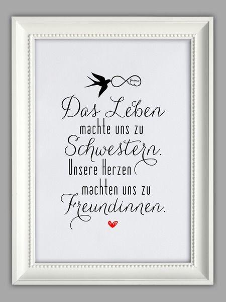 Geschenkideen Schwester  Die besten 25 Geschenkideen schwester Ideen auf Pinterest